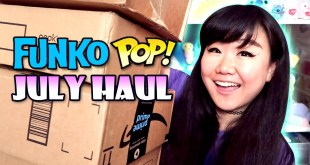 July Funko Pop Haul - 2019 SDCC Exclusives, Limited & Target Exclusive!