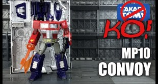 KO Version Takara Transformers Masterpiece MP10 Convoy  Optimus Prime