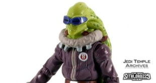 "Kit Fisto ""Cold Weather Gear"" (Star Wars: The Clone Wars 2011) Wave 5"