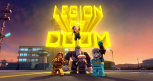 "LEGO DC Comics Super Heroes: Justice League: Attack of the Legion of Doom - ""Welcome to Your Defeat"""
