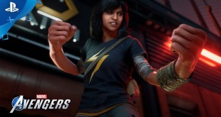 Marvel's Avengers - Kamala Khan Embiggen Trailer - PS4