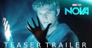 Marvel's NOVA - Teaser Trailer Concept (HD)