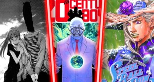 My Top 10 Manga...so far....again.