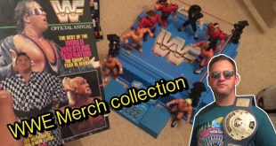 My WWE / WWF Memorabilia Collection