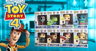 NEW Toy Story 4 Funko Pop EXCLUSIVES!