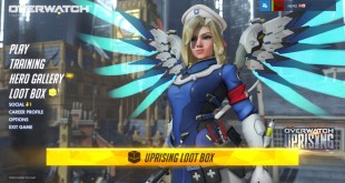 Overwatch Uprising Event! New 4 Player Co-Op Mode Gameplay (All Heroes) and Skin Showcase!