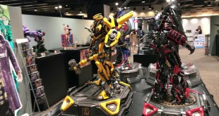 Prime 1 Studios Surprise Exhibition March 2018 Transformers (ALL IN ONE)