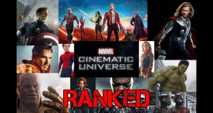Ranking All 23 Marvel Cinematic Universe Infinity Saga Movies (Including Spider Man: Far From Home)