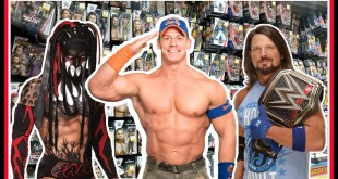 Revealed | Top 5 WWE Superstars That Sell The Most Merchandise!!!