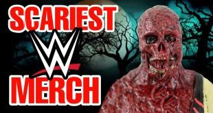 SCARIEST WWE Merchandise Ever!!!