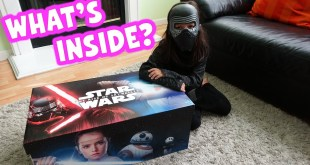 STAR WARS The Rise of Skywalker Exclusive Toys from Hasbro UNBOXING