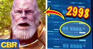 Someone Travelled to the Year 2988 in Avengers Endgame