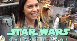 Star Wars: Galaxy's Edge - New Marketplace Merchandise Revealed