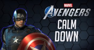 Stop WORRYING, Captain America Is Not Dead In Marvel's Avengers Game