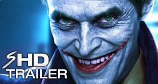 THE JOKER Teaser Trailer Concept - Willem Dafoe, Martin Scorsese Joker Origin Movie