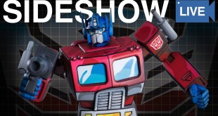Transformers on Sideshow Live!