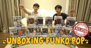 UNBOXING FUNKO POP LIMITED EDITION