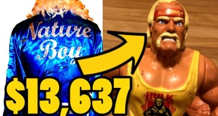 WWE Top 10 Wrestling  Collectibles(Merchandise and Action Figures) That Are Worth A Fortune