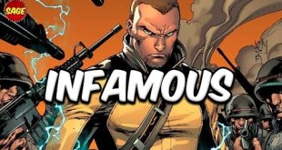 Who is DC Comics' inFamous? SHOCKING Video Game Collaboration!