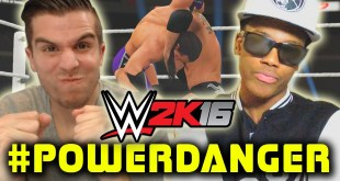 Will Power & DenkOps Play WWE 2K16 Online!