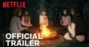7SEEDS | Official Trailer | Netflix