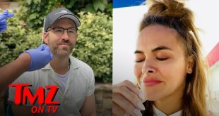 Actors Go Back To Work Amidst COVID-19 | TMZ TV