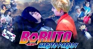 BORUTO - Naruto Cosplay Parody