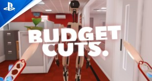 Budget Cuts - Launch Trailer | PS VR