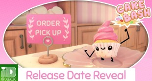 Cake Bash Release Date Reveal Trailer