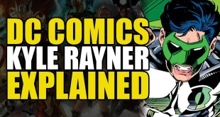 DC Comics: Green Lantern Kyle Rayner Explained | Comics Explained