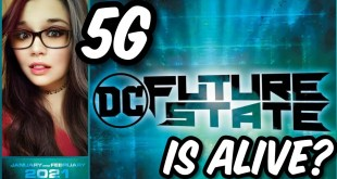 DC Comics & Bleeding Cool Troll #Comicsgate For Months?! | Future State | 5G Was a Lie?