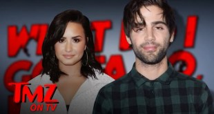 Demi Lovato's Ex Max Ehrich Claims They Haven't Broken Off Engagement | TMZ TV