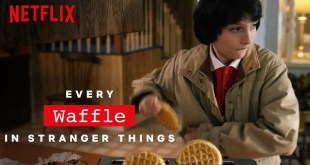 Every Waffle Crunch in Stranger Things | Netflix