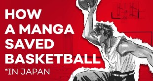 How Manga Changed Basketball in Japan - Anime Explained