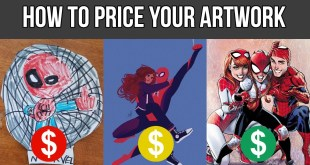 How To PRICE Your Manga/Comic Art, Commissions, and More!