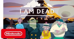 I am Dead - Launch Trailer - Nintendo Switch