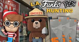 L.A. Funko Pop Hunting! (Exclusives & New Pops)