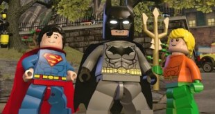 LEGO Dimensions - DC Comics Adventure World 100% Guide (All Collectibles)