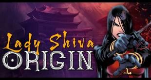 Lady Shiva Origin | DC Comics