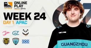 Overwatch League 2020 Season | Week 24 | APAC Day 1