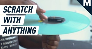 Phase DJ Lets You Wirelessly Scratch Anywhere | Mashable