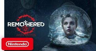 Remothered: Broken Porcelain - Launch Trailer - Nintendo Switch