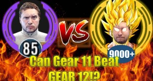 Star Wars Galaxy of Heroes: Can Gear 11 Beat Gear 12 in Arena!? (PSA Make Gearing Easier!)