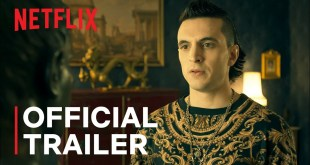 Suburra Season 3   Official Trailer   Netflix