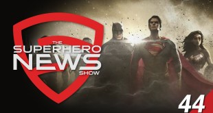 Superhero News #44: Justice League Concept Art Revealed!