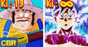 The Dragon Ball Ki Finally Explained (Fighting Power)