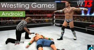Top 10 Best Wrestling Games For Android – 2019