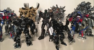 Transformers Movie Masterpiece Collection