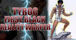 Tyroc: DC Comic's First Black Reality Warper