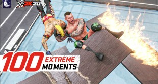 WWE '20: Top 100 Extreme  Moments!